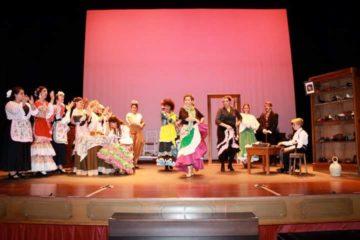 Actuación Teatro Tagaste