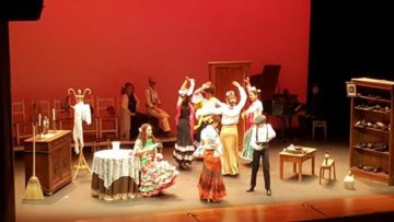 20 Aniversario del Teatro Tagaste