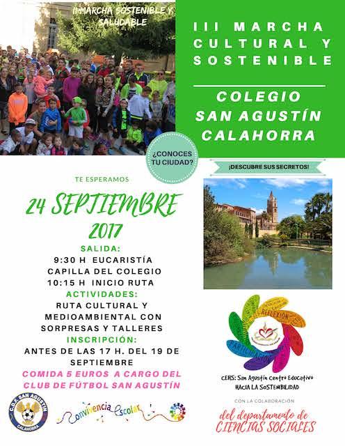 III Marcha San Agustín
