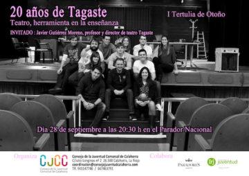 20 Años del Teatro Tagaste