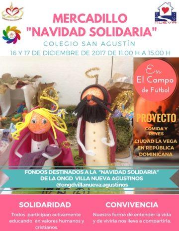 """Mercadillo """"Navidad Solidaria"""""""