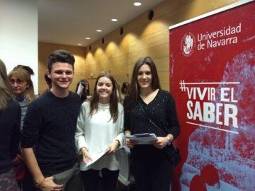 Los alumnos de 2º de Bachillerato visitan Unitour