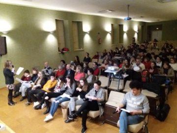 III JORNADAS DE EDUCACIÓN HACIA LA SOSTENIBILIDAD: APRENDIZAJE Y SERVICIO