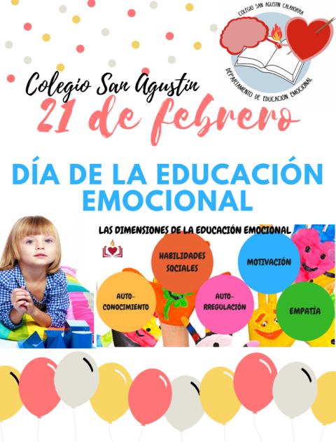 DÍA DE LA EDUCACIÓN EMOCIONAL
