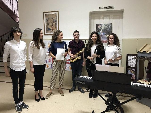 DEGUSTACIÓN MUSICAL COMO FINAL DEL PROYECTO EL TERRUÑO RIOJANO
