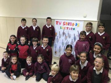 Los madrugadores del colegio San Agustín