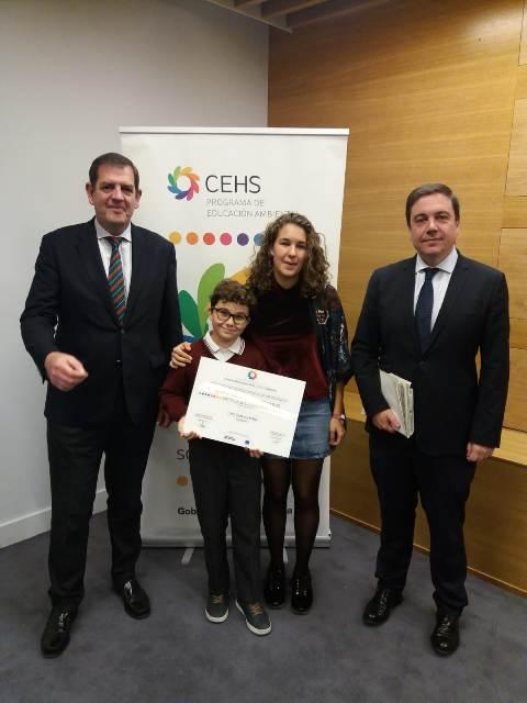 La Fundación San Agustín logra renovar el certificado como Centro Educativo Hacia la Sostenibilidad (CEHS)