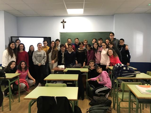 Periodismo y biología, nuevas opciones que se presentan a los alumnos de Agustinos