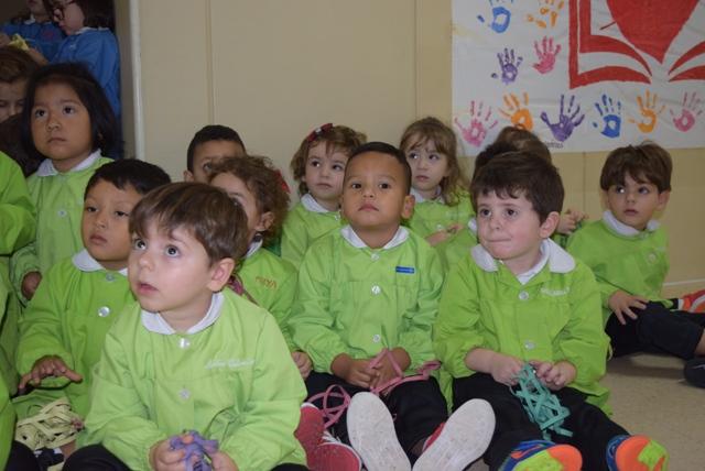 CELEBRAMOS EL DÍA DEL NIÑO EN EDUCACIÓN INFANTIL