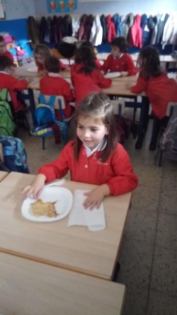TALLER DE COCINA EN EDUCACIÓN INFANTIL