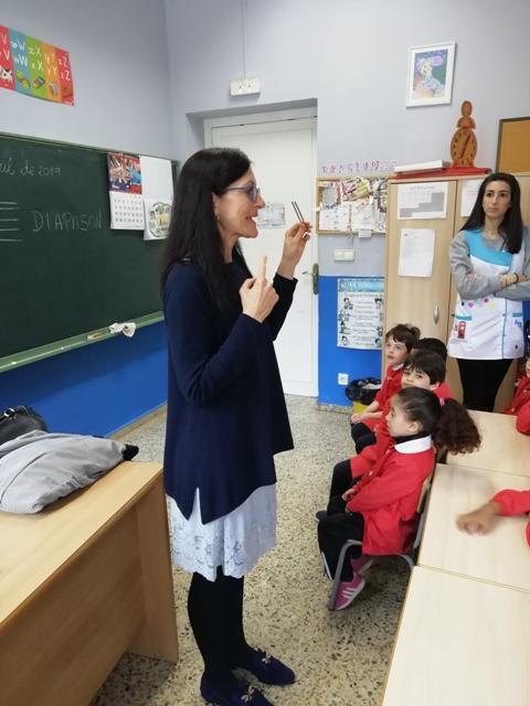 PROFESIONES EN EDUCACIÓN INFANTIL