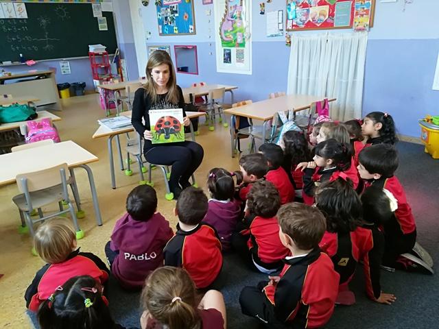 TALLER DE CUENTA CUENTOS EN EDUCACIÓN INFANTIL