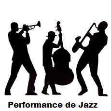 PERFORMANCE DE JAZZ