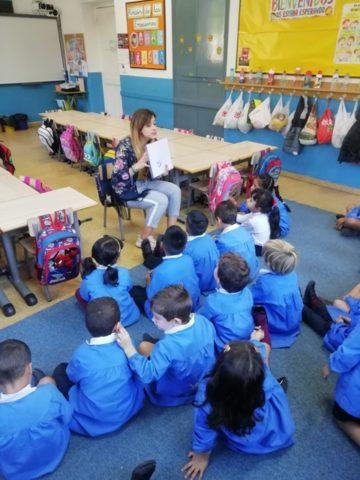 TALLER DE INTEGRACIÓN EN EDUCACIÓN INFANTIL