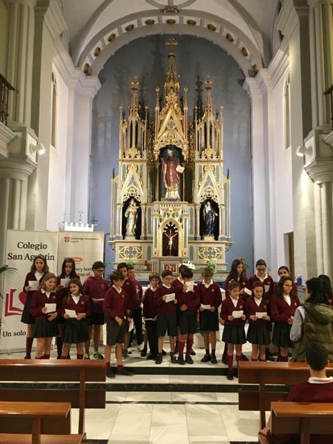 Los exámenes de Cambridge avalan el bilingüismo de Agustinos