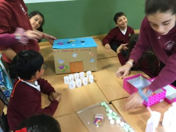 STEAM WEEK EN PRIMER CICLO DE PRIMARIA