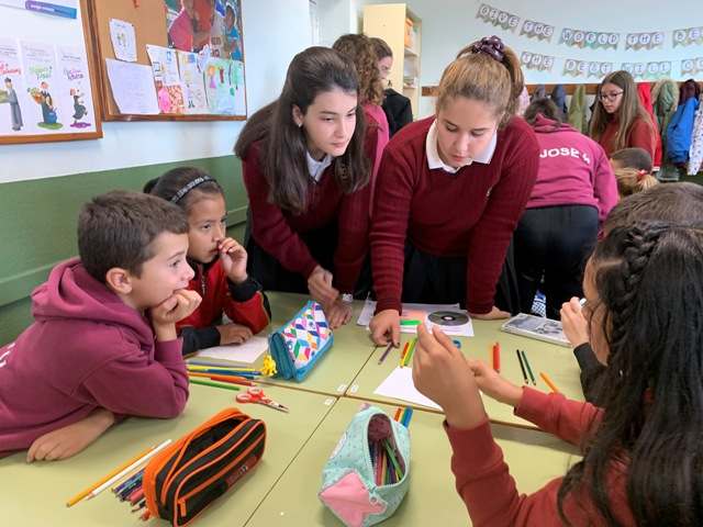 STEAM WEEK EN 3º DE PRIMARIA