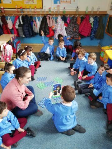 CLASES DE INGLÉS EN  EDUCACIÓN INFANTIL