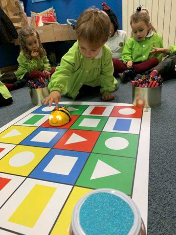 ROBÓTICA EN EDUCACIÓN INFANTIL