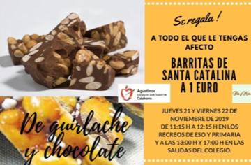 BARRITAS DE SANTA CATALINA