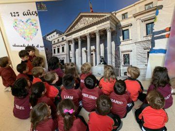 LA CONSTITUCIÓN ESPAÑOLA EN EDUCACIÓN INFANTIL