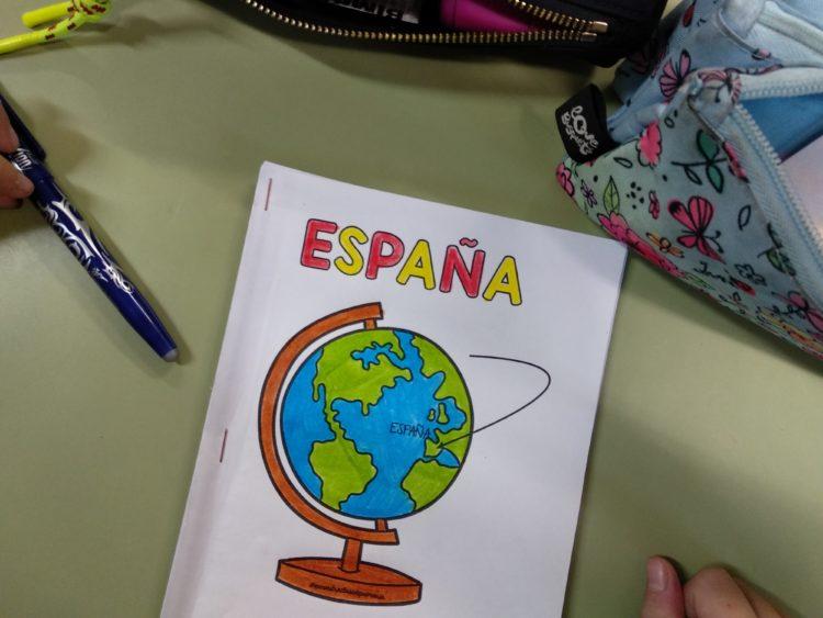 ACTIVIDAD DE LA CONSTITUCIÓN ESPAÑOLA