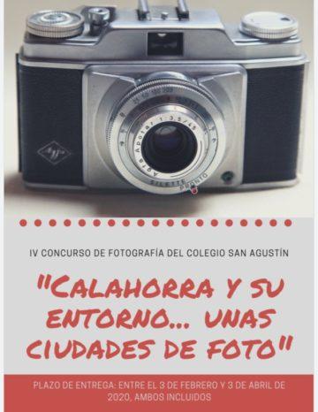 IV CONCURSO DE FOTOGRAFÍA SAN AGUSTÍN