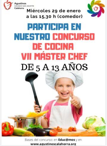 VII CONCURSO DE MASTERCHEF