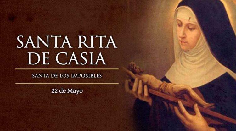 Novena y fiesta de Santa Rita