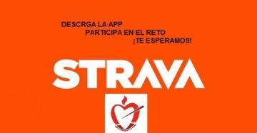 APP STRAVA – ¡TE ESPERAMOS!