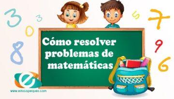 COMPRENSIÓN DE PROBLEMAS EN E.INFANTIL
