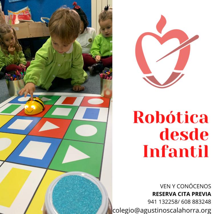 ROBÓTICA DESDE INFANTIL
