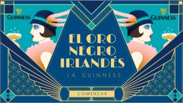 EL ORO NEGRO IRLANDÉS