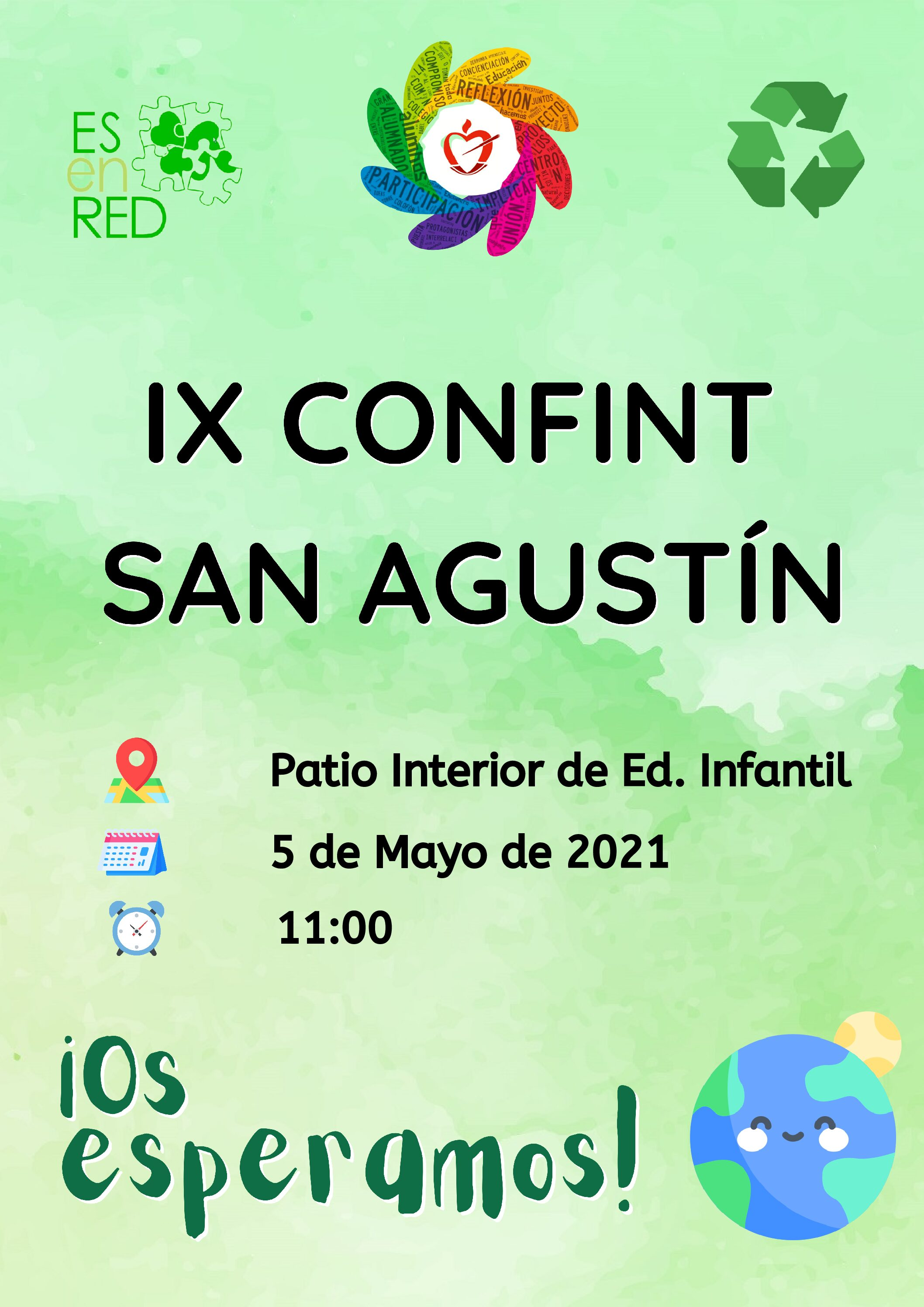 IX CONFINT SAN AGUSTÍN