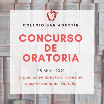 CONCURSO DE ORATORIA