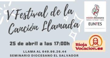 V FESTIVAL ONLINE DE LA CANCIÓN LLAMADA