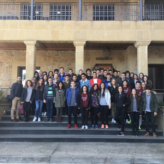 Visita a las bodegas Manzanos