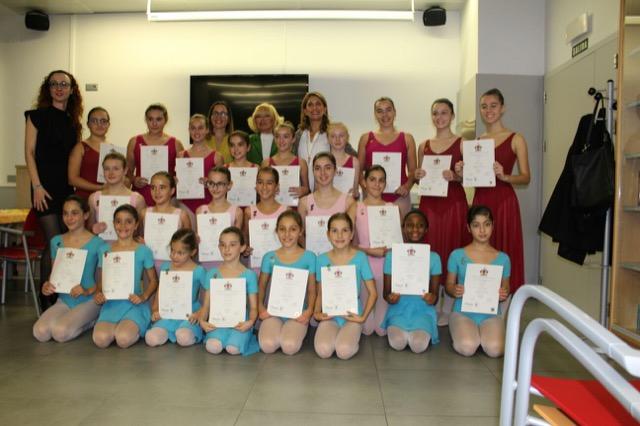 Master class de Ballet